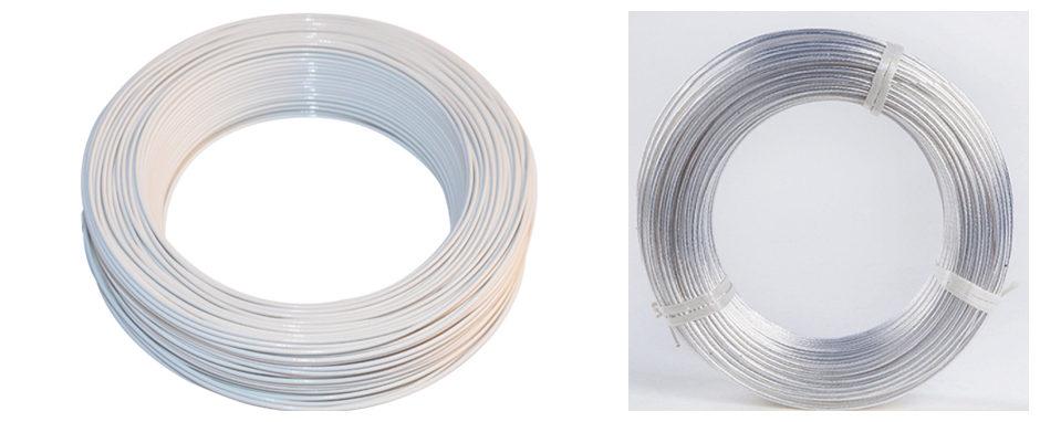 high temperature Teflon coated silver wire price